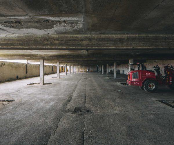 Parkeringsdäck, Kungsbacka