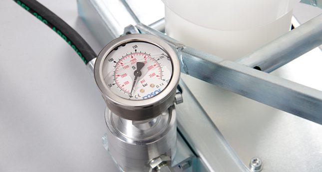 Utrustning för injektering