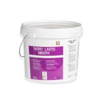 Bild på en burk med Thoro Lastic, en skyddande färg för betong och murverk.
